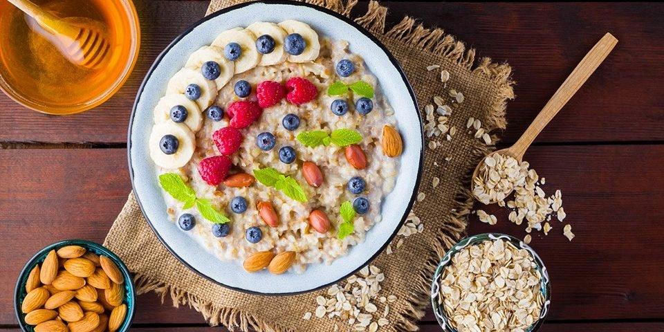 протеиновый завтрак
